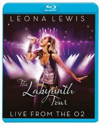 Cover Leona Lewis - The Labyrinth Tour - Live From The O2 [DVD]